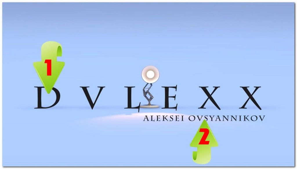 """Создание 3D видео заставки в стиле голливудской кинокомпаний """"Pixar"""""""