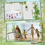 Морская фотокнига - Наш отпуск 2