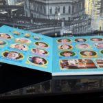 Выпускной фотоальбом в Челябинске для студентов с плотной обложкой и плотными листами