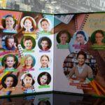 """Выпускной фотоальбом в Челябинске """"Папка планшет"""" для школьников и выпускников 11 класса"""