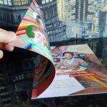 Выпускной фотоальбом в Челябинске с мягкой ламинированной обложкой и ламинированными листами для школьников и выпускников 9 класса